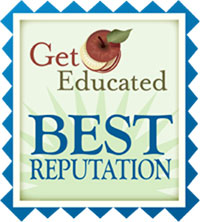 Get Educated Best Reputation award.